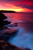 Sunrise near Otter Cliffs - Acadia National Park, Maine - Carla Farris -  August 2010