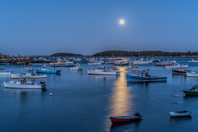 Stonington Moonrise