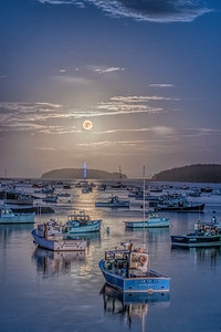 Fleet Moonrise