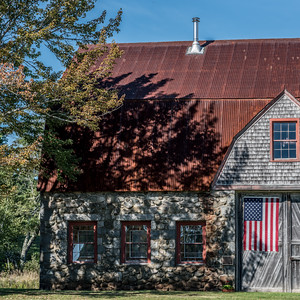 Bar Harbor Barn