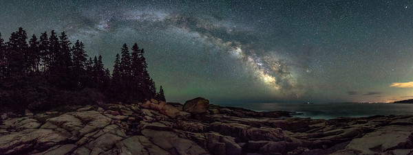 Otter Point pano