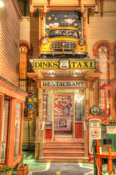 Dink's Taxi