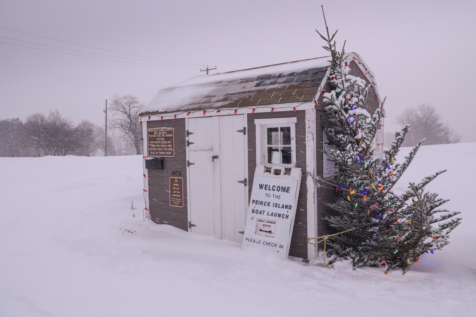 Peirce Island Christmas