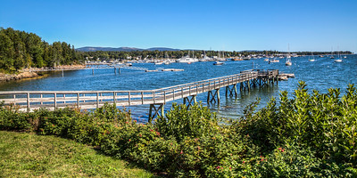 Bass Harbor Area, Maine, USA