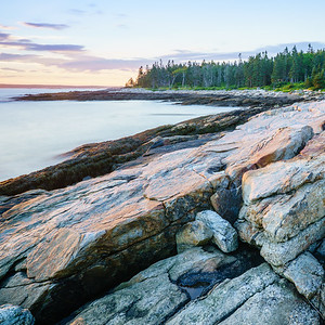 Rocky Shore 1 / Boothbay, Maine
