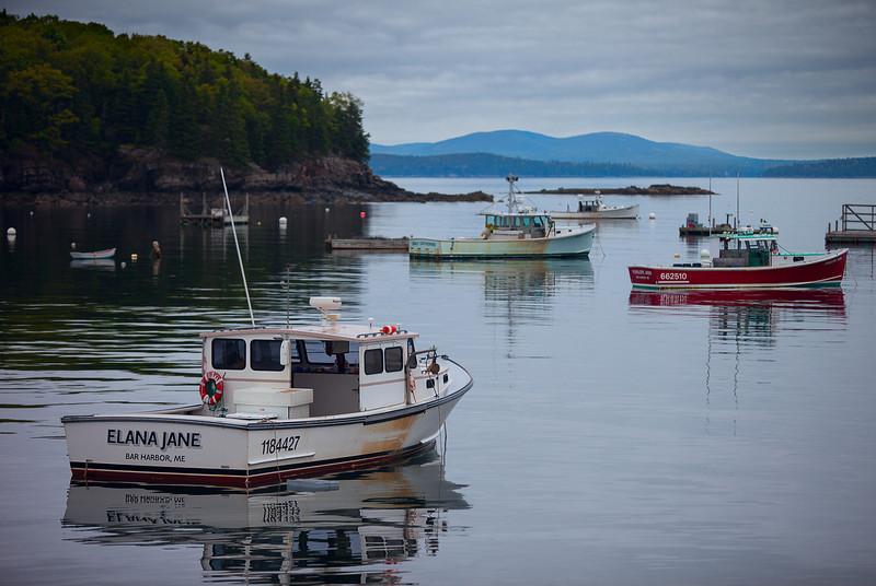 Bar Harbor, Maine (June 2013)