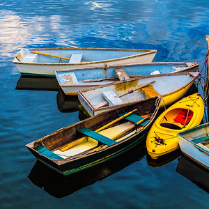 Rockport Dinghies