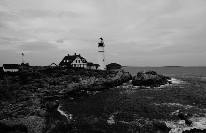 Portland Head Light, Portland , Maine