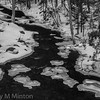 Jordan Stream, Acadia National Park, Mount Desert Island, Maine - February 2016