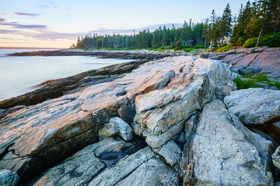 2:3 Rocky Shore 1 / Boothbay, Maine