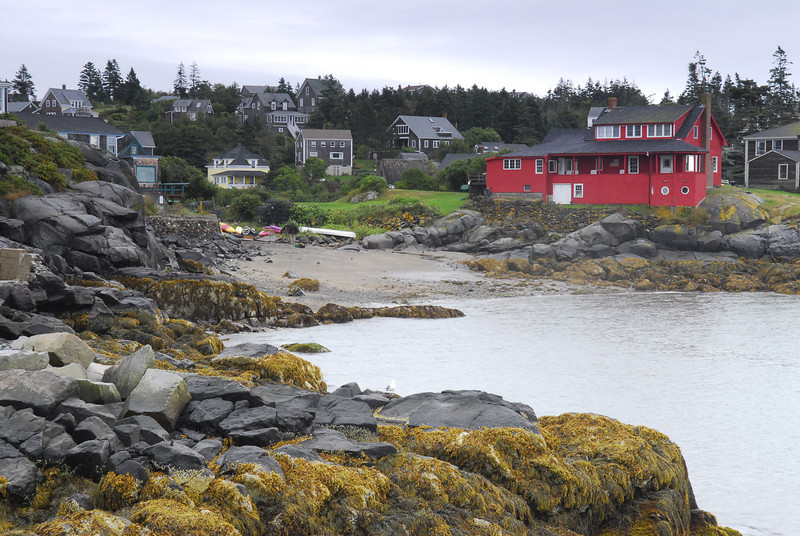 Monhegan Island - Maine - Doug Beezley - August 2010