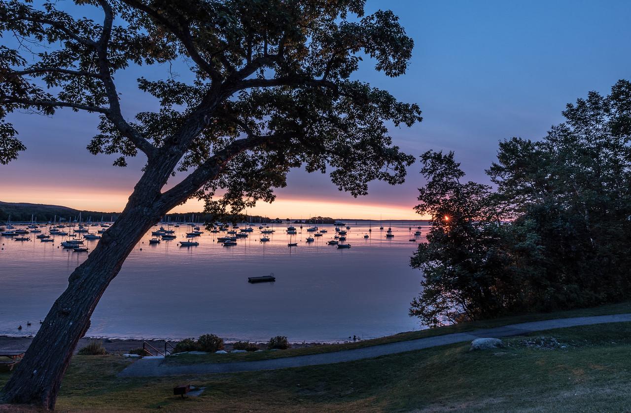 Laite Memorial Beach Summer Sunrise