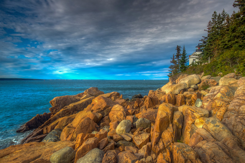 Bass Harbor Lighthouse, Bar Harbor