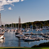 Camden Harbor, Camden, Maine