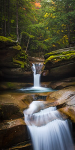 Sabbaday Falls - White Mountain National Forest, New Hampshire