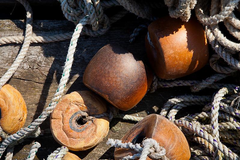 Floats, Port Clyde