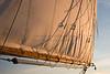 Windjammer Sail at Sunset