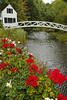 Selectman's Cottage Footbridge - Somesville, Maine - Doug Beezley - August 2010