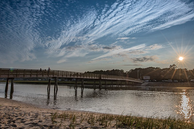 Footbridge Beach - Ogunquit, ME
