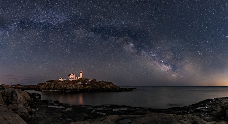 Nubble Light South Side