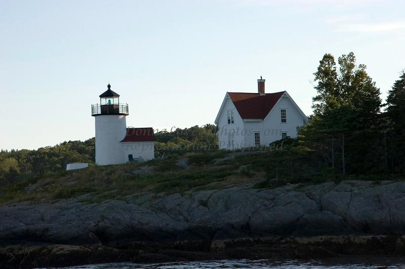 Curtis Lighthouse, Maine