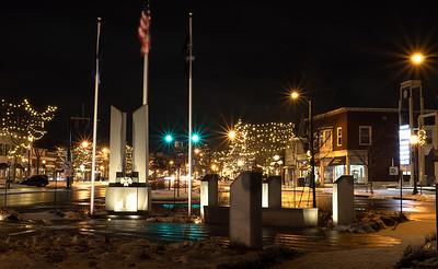 Veterans Memorial, Brunswick, Maine (70008)