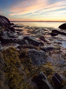 Dawn, West Penobscot Bay, Camden, Maine (43842-43845)