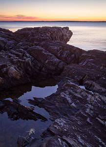 Before Sunrise, Camden, Maine (43816-43818)