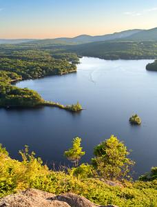 Lake Megunticook, Camden, Maine (43960-43962)
