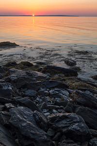 Burnt Dawn, Camden, Maine (54019-54020)