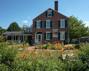 Harrington House, Freeport, Maine  (130430)