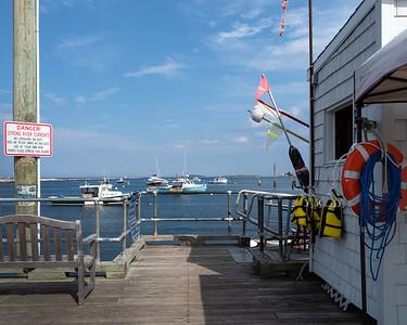 Saco Bay, Camp Ellis, Saco, Maine  (90057)