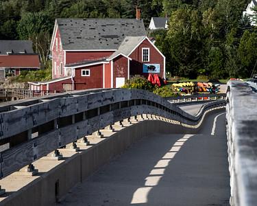 Kayak Rentals, Orrs Island, Harpswell, Maine  (70003)