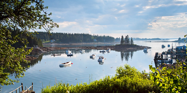 Low Tide, Port Clyde, Maine (8507)