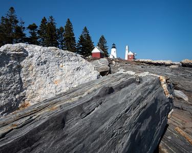 Pemaquid Point Lighthouse, Bristol, Maine  (90011)