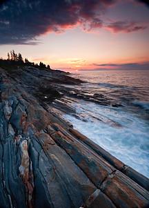 Daybreak, Bristol, Maine (3135)