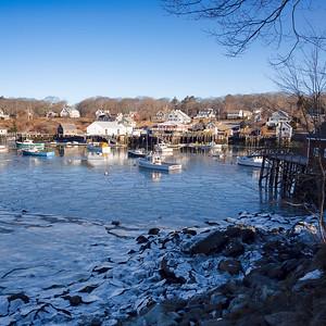 Winter Morning, New Harbor, Maine (81463)