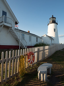 Keeper's House, Pemaquid Lighthouse  (60336)