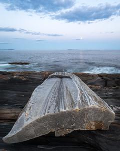Granite Slab, Bristol, Maine  (60419)