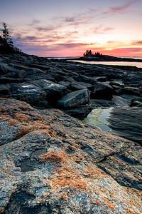Dawn, New Harbor (Bristol), Maine (8172)