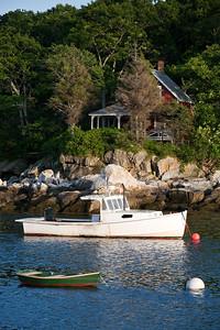 Lobster Boat, New Harbor, Bristol, Maine (3046)