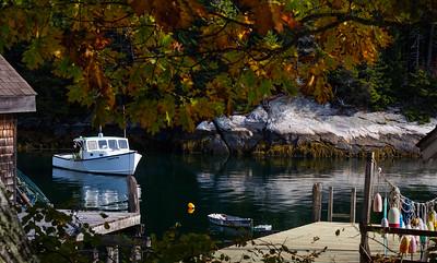 Quiet Cove, New Harbor, Maine (150563)
