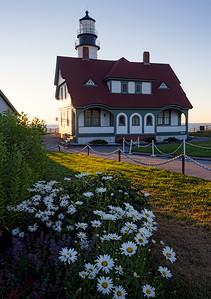 Dawn at Portland Head Light, Cape Elizabeth, Maine (08614)