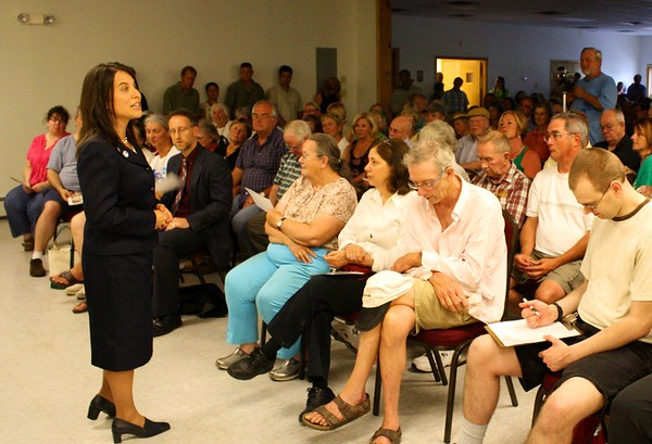 12.07.15 Kennebec-Somerset Counties Special Caucus for District Attorney Nomination in Skowhegan
