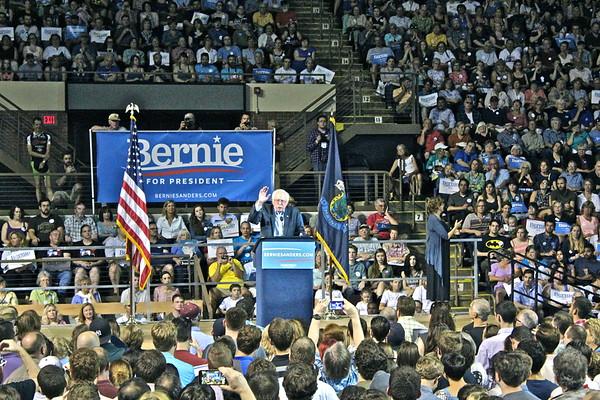15.07.06 US Senator Bernie Sanders in Portland
