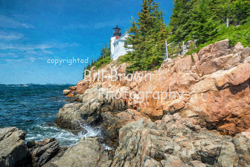 Bass Harbor Head Light