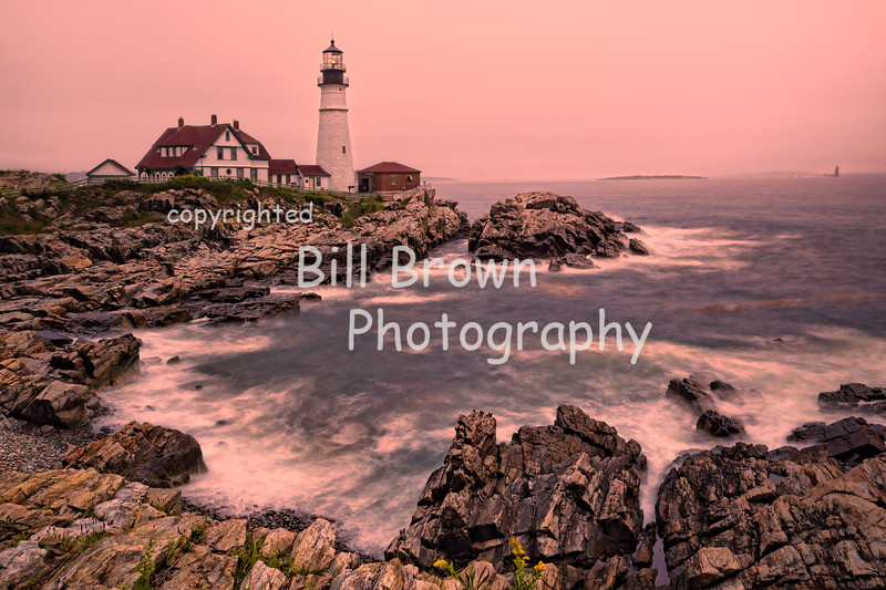 Early Morning Portland Head Light