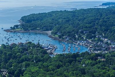Camden Harbor Vista