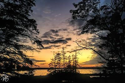 Acadia at Sunset