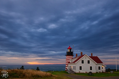West Quoddy Daybreak